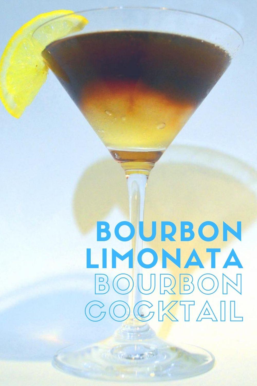 bourbon limonata bourbon cocktail recipe graphic