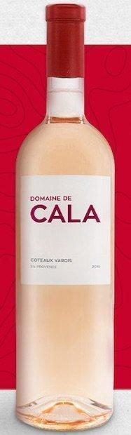 Domaine de Cala Prestige Rosé Bottle Shot