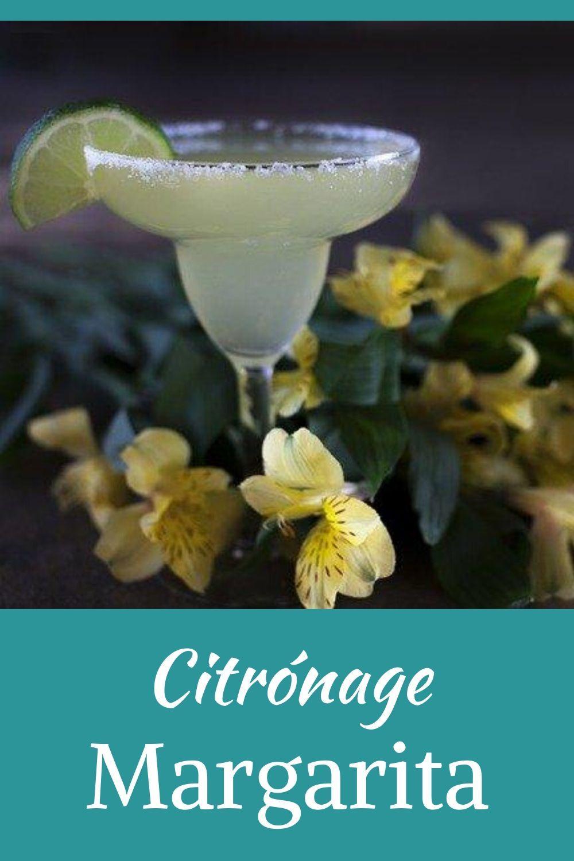Citronage Margarita Recipe