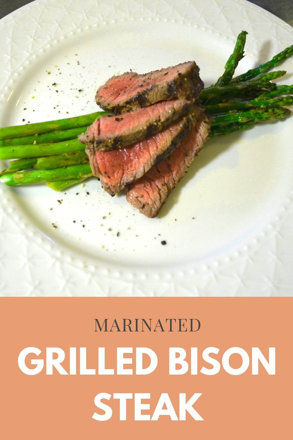 Marinated Grilled Buffalo Graphic