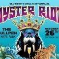 Oyster Riot Graphic Poster