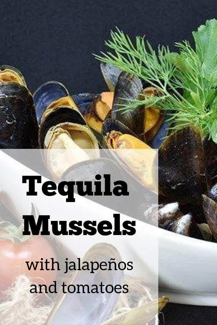Tequila Mussels pinnable graphic