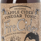 Closeup of Fire Cider label