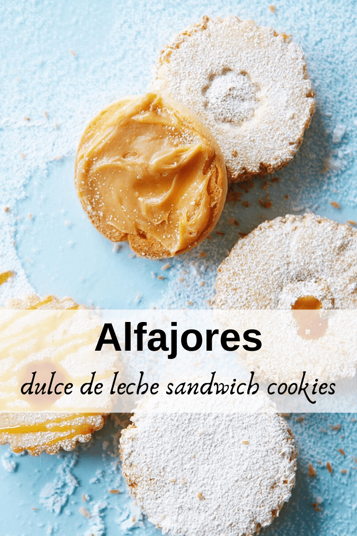 Alfajores Pinnable Graphic