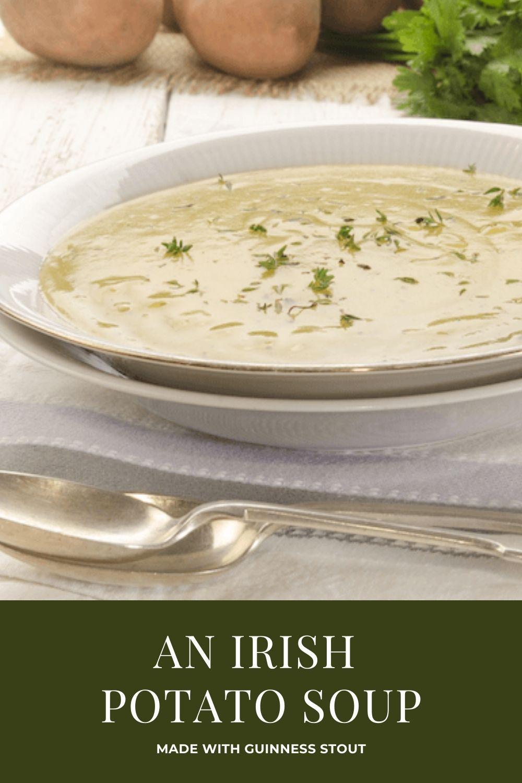Irish Potato Soup Graphic
