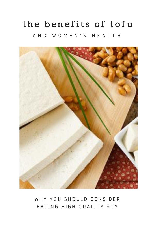 benefits of tofu graphic