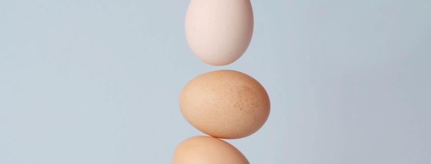 eggs for women's health