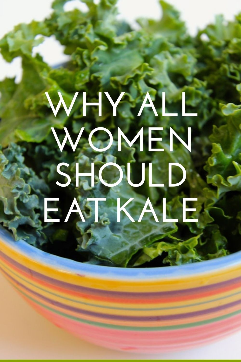 benefits of kale graphic