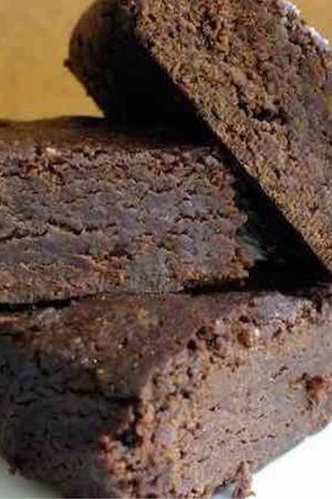 Gluten-Free Black Bean Chocolate Brownies
