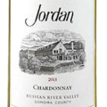 2018 Jordan Chardonnay Label