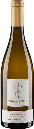 Three Sticks Winery Gap's Crown Chardonnay