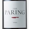 The Paring Syrah label