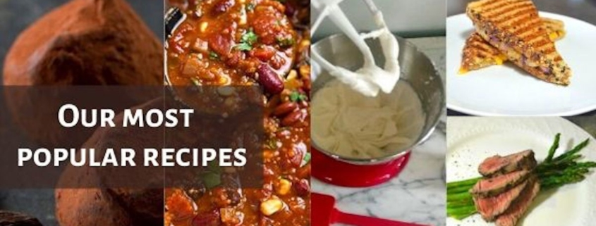 Our Best Recipes of All Time 1