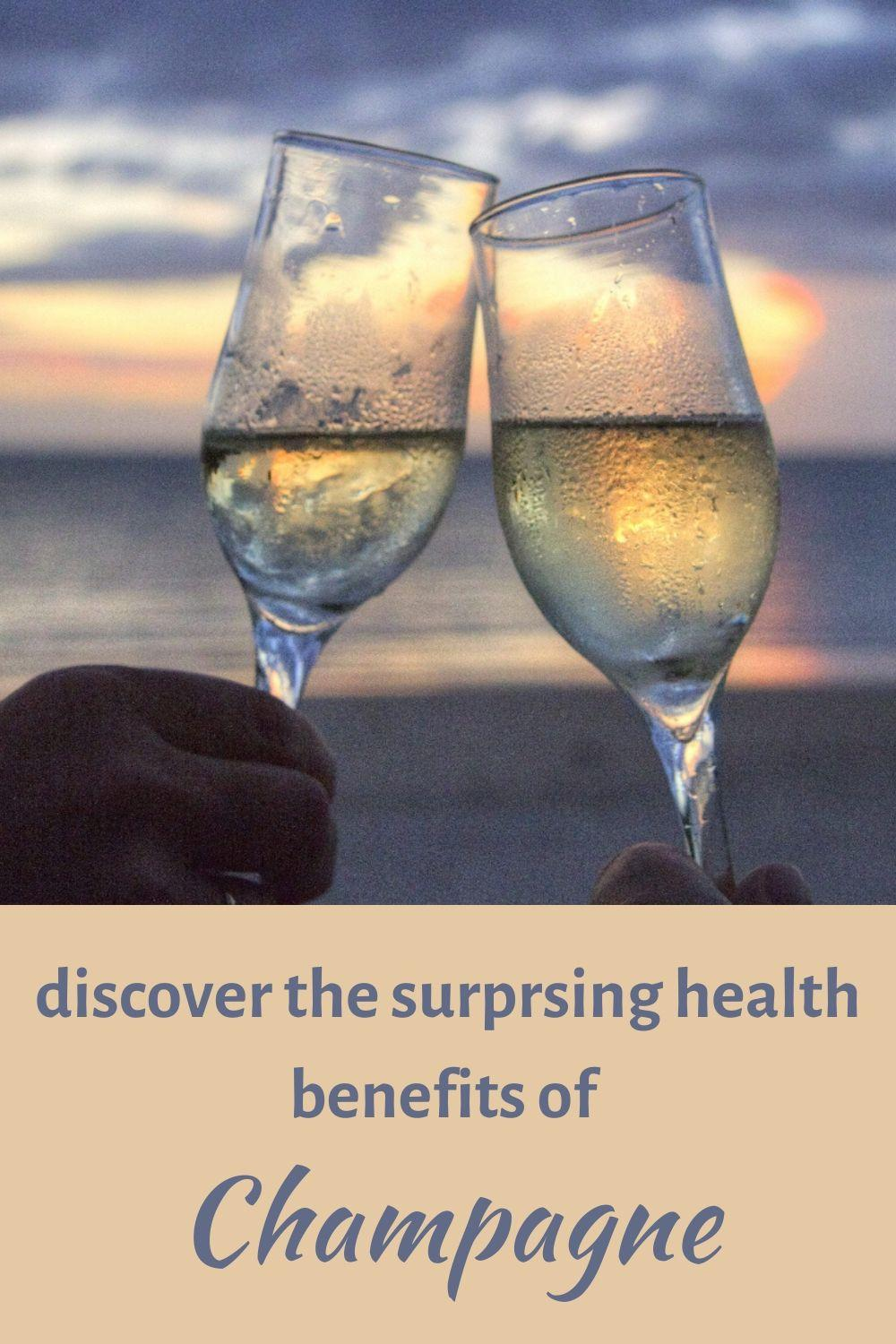 Discover the benefits of Champagne
