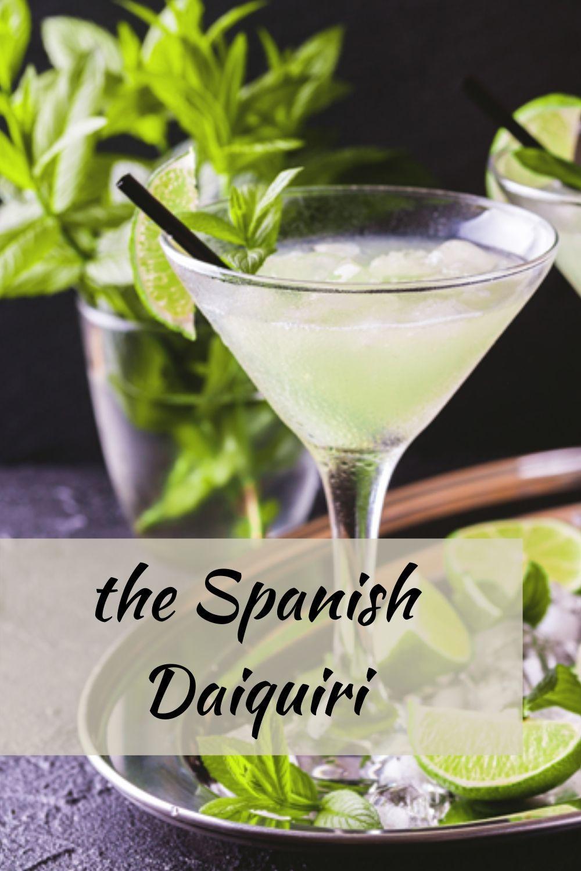 The Spanish Daiquiri