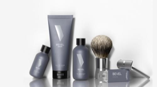 Grey Grooming Kit for men