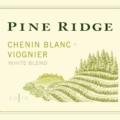 Pine Ridge Chenin Blanc-Viognier Label