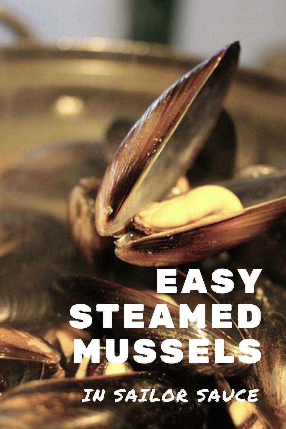 spanish mussels graphic