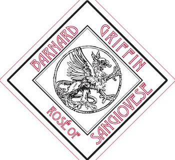 Barnard Griffin Rosé Label
