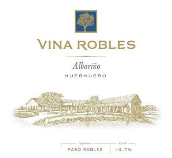 Vina Robles Albariño Label
