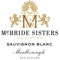 McBride Sisters Collection Sauvignon Blanc Label