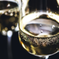 closeup on a glass of Prosecco to illustrate What is Prosecco?