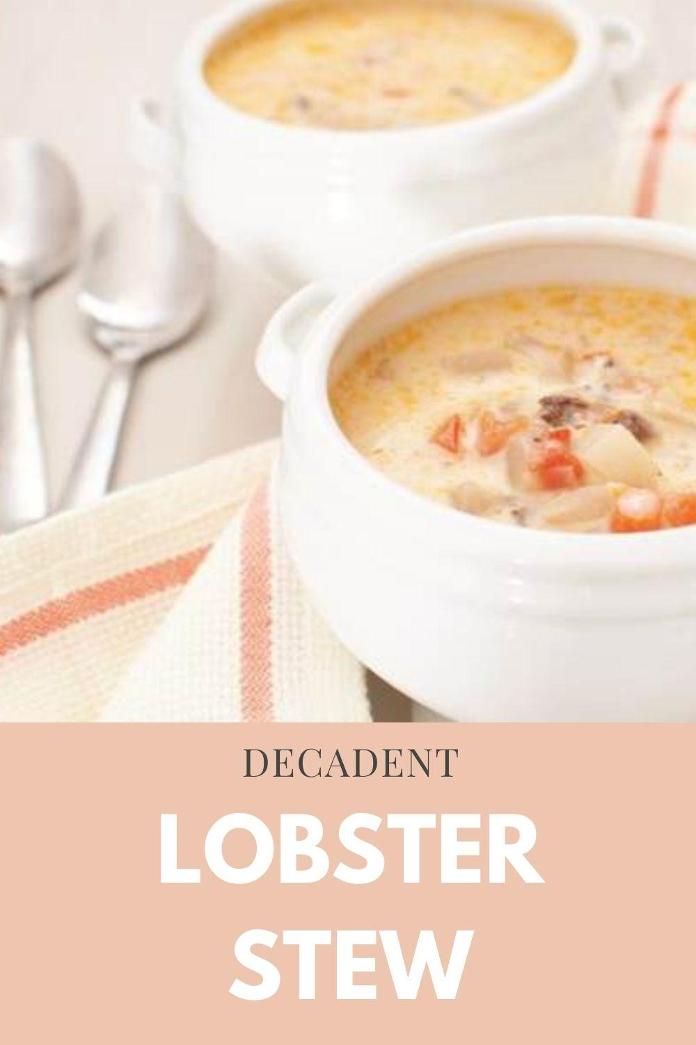 Lobster Stew Graphic