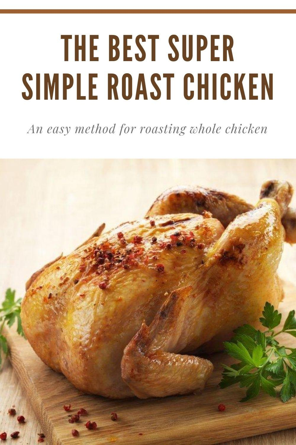 One of the Best chicken recipes graphic