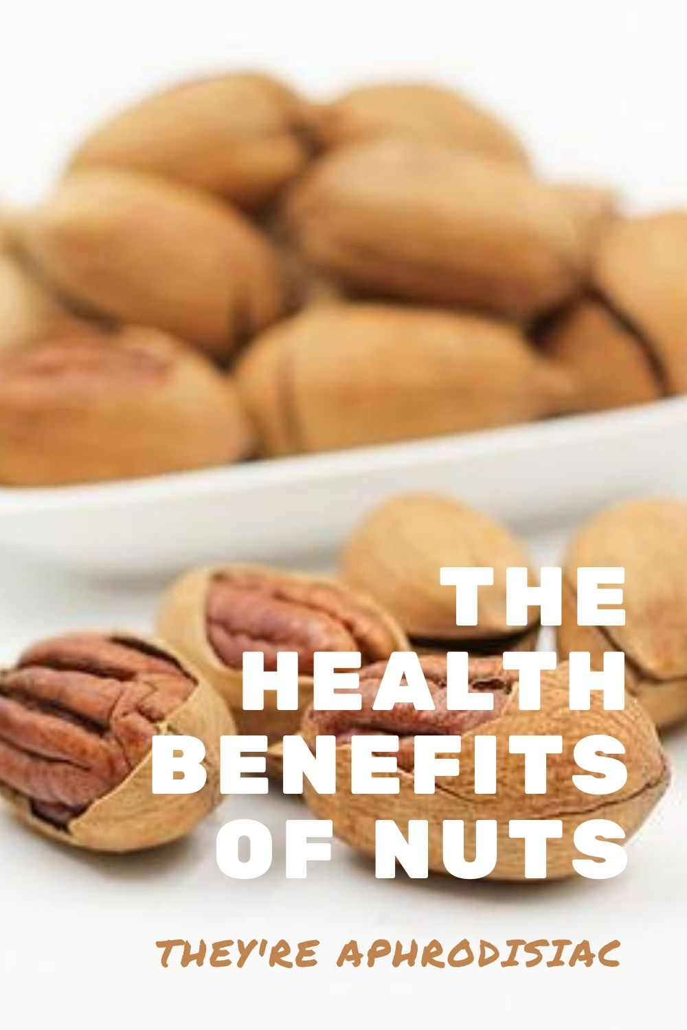 the health benefits of nuts graphic