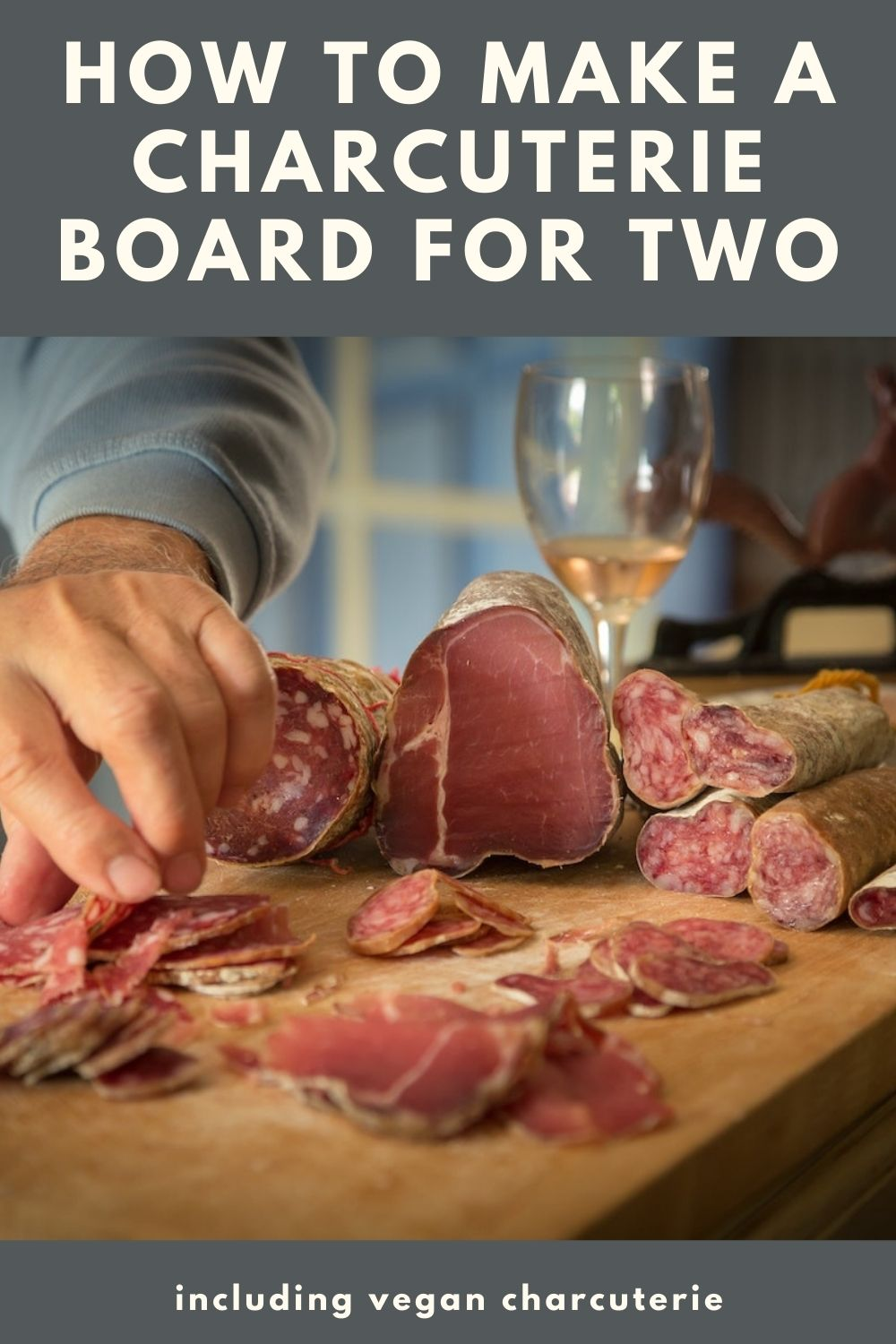 charcuterie for two graphic