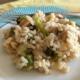 Recipe for Risotto with Italian Sausage and Broccolini 1