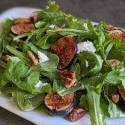 Easy Grilled Fig and Arugula Salad Recipe 1